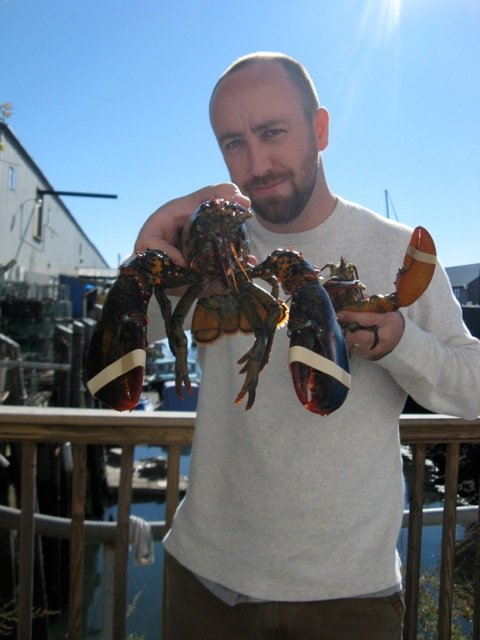 Marty Madden of Midwest Lobster Exchange