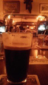 Pint at OConnell's