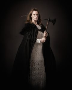 Libby Northedge is Bryony in Graeme of Thrones/Paul Wilkinson