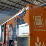 Danahey on the Loose at Northern Illinois Food Bank