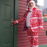 Danahey on the Loose with Santa