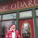 Santa, Irish Breakfast at Rosie's, East Dundee Sat. Dec. 14