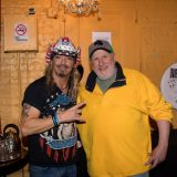Danahey on the Loose at a Bret Michaels Christmas Party!