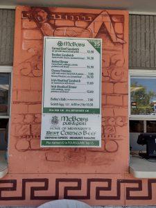 McBob's at Milwaukee Irish Fest